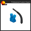 China manufacturer acid resistant molding rubber bellow tube