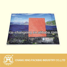 Strong freeze resistance meat retort pouch