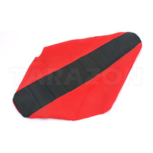 Water resistance custom mx seat covers for Honda motorcycle