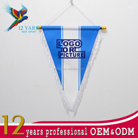 Argentina national team royal bule word cup pennant flag
