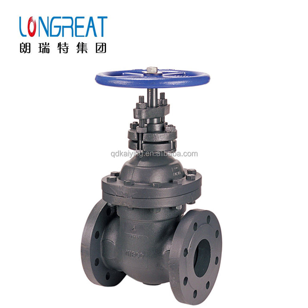 Russia Standard pn64 pn100 gate valve for water gas oil pipeline