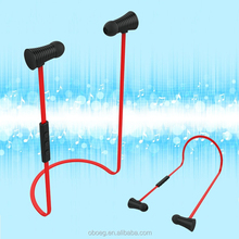 Cheapest CSR 4.0 bluetooth earphone , bluetooth headset for sport earphone/headphone