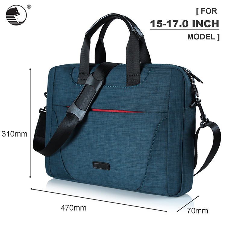 Shoulder Strap Messenger Bag Cheap Case for 14'' <strong>Laptop</strong>