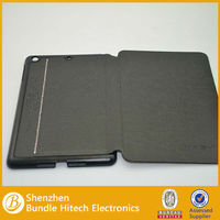 leather smart cover for ipad mini,For Ipad mini leather case