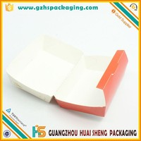 Customized eco-friendly paper packing box, cute cardboard dog food packaging