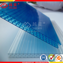 construction material polycarbonate pc toyota hiace high roof plastic hollow solid sheet solar panels