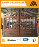 AJLY-613 House Gate Designs/aluminum garden gates