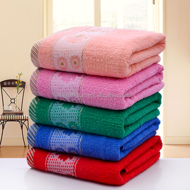 China supplier cheap cotton bath <strong>towel</strong>