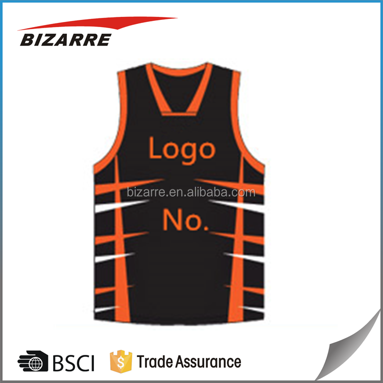 Customize your own new style basketball jersey