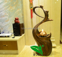 water craft,resin craft water fountain