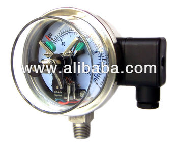 Inductive Contact Pressure Gauges