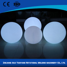 Decoration various color led moon light ball