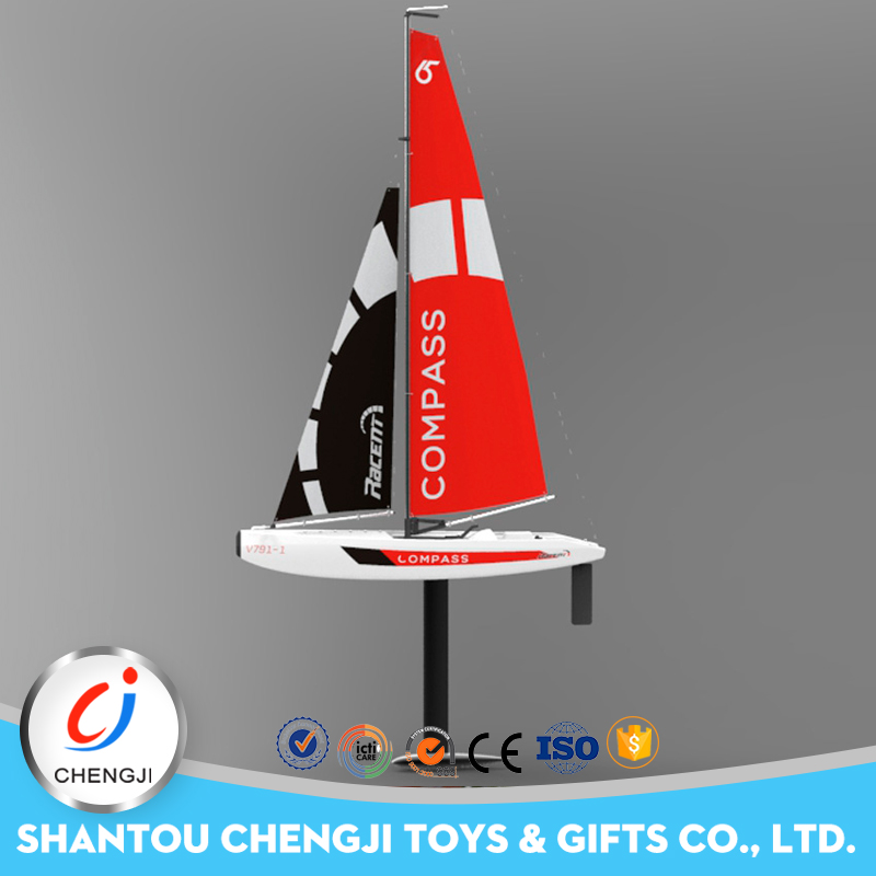Best quality high speed cheap model electric rc mini plastic toy ships for sale