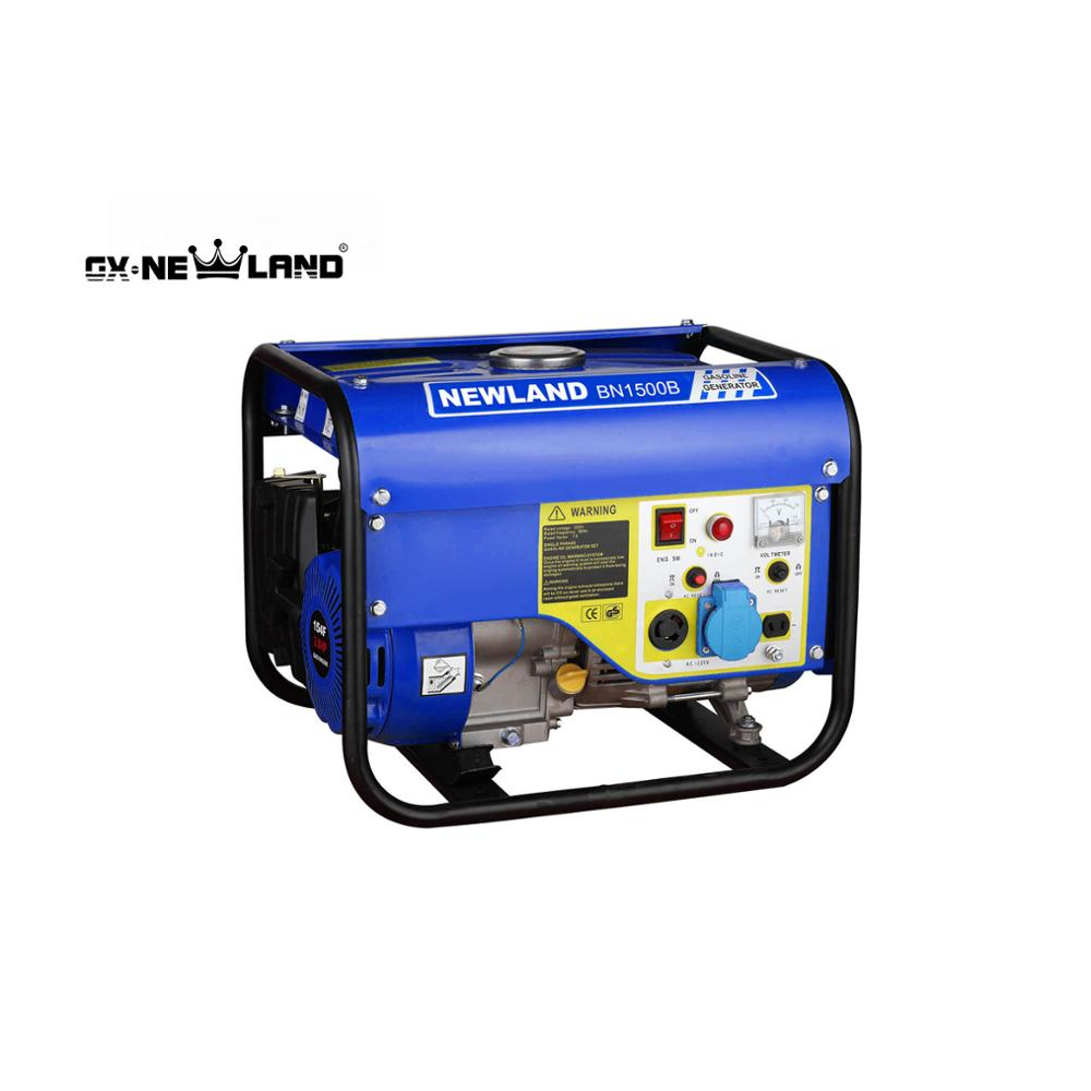 NEWLAND(CHINA)4-stroke Portable Gasoline 1 kw generator