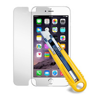 Tempered Glass Protector Film Screen Guard Sticker - Clear For iPhone 6
