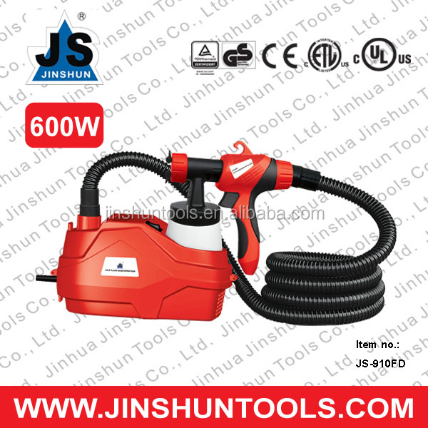 JS Professional sprayer zoom