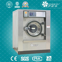 Water washing machine, washing machine with centrifuge, stainless steel drum washing machine