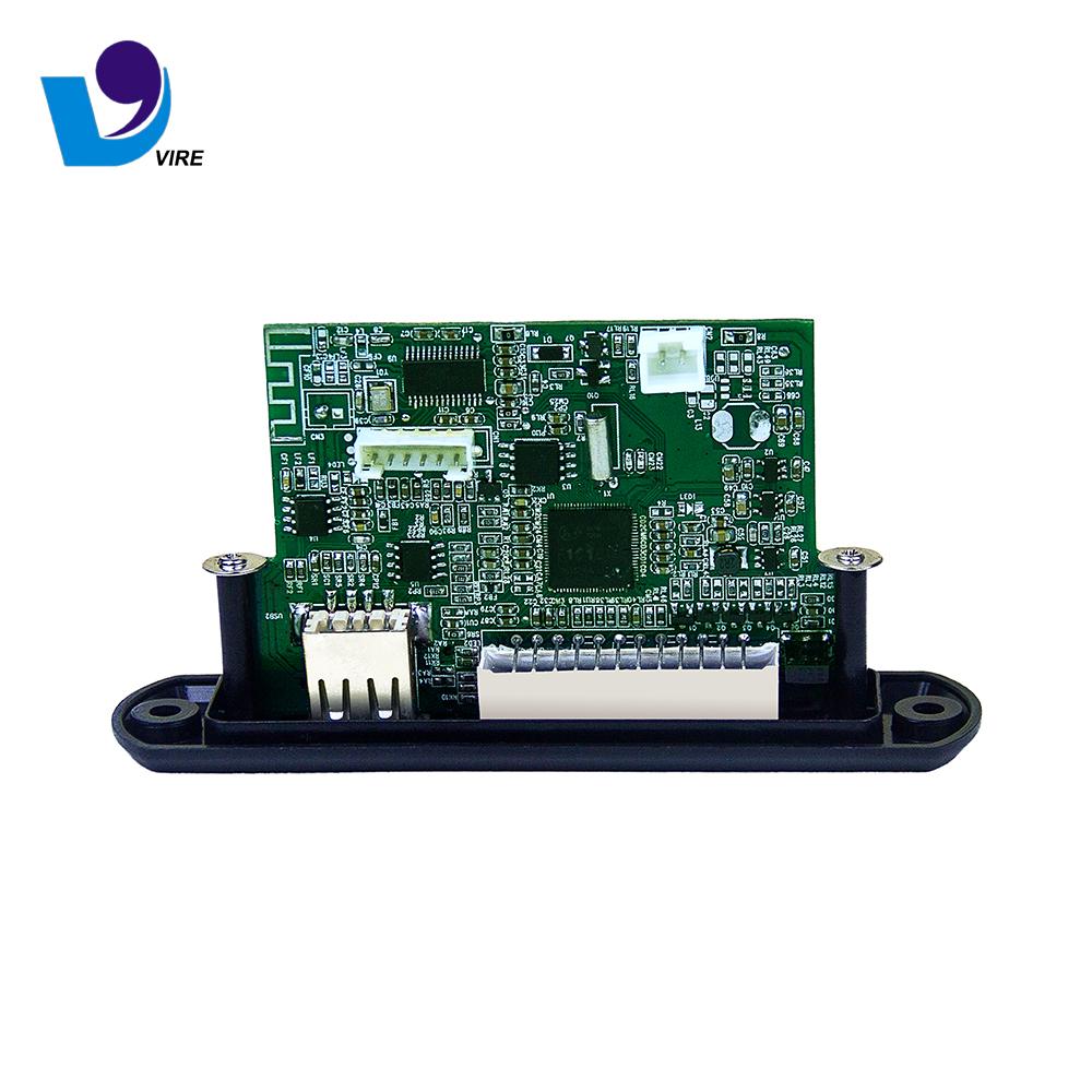 Factory Outlet Power Amplifier Fm Radio Mp3 Mp4 Circuit Board Buy Boardtv Pcb Boardpower Boardtf Card Usb Video Module