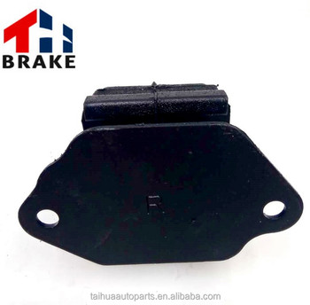 Diesel engine support rubber pad plate for Great Wall Haval produced by Chinese factory