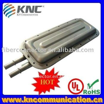 metal fiber optic splice closure for OPGW ADSS Cable