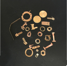 customized made in china copper sheet metal part