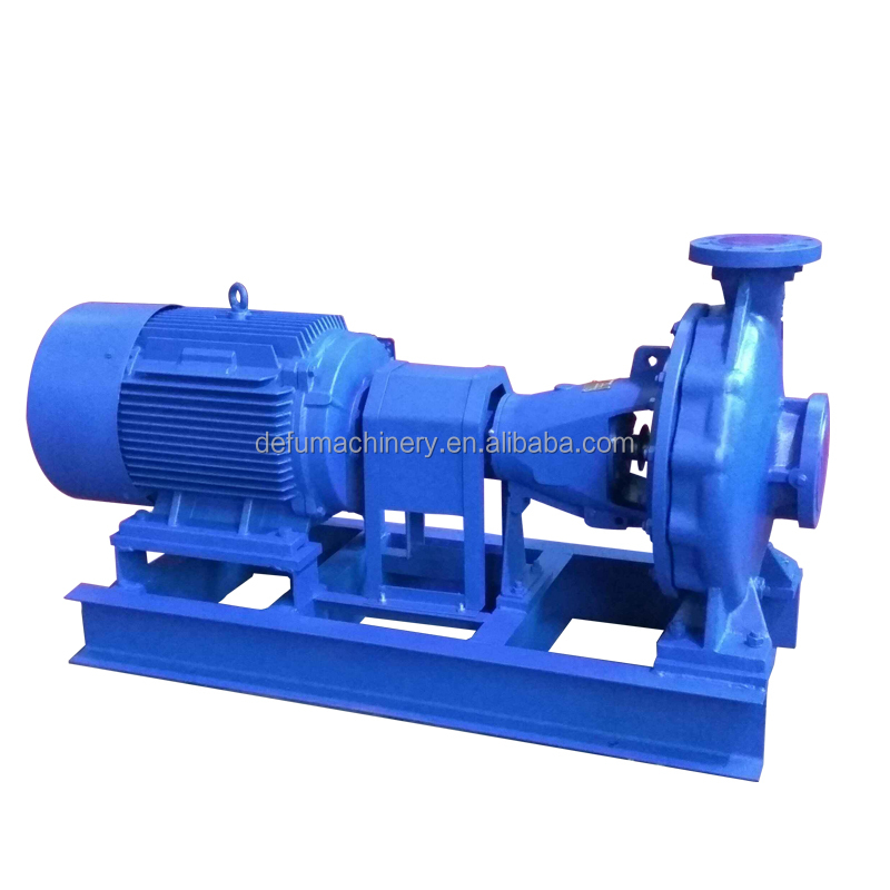 4 inch electric end suction centrifugal water pump ( siemens water pump)