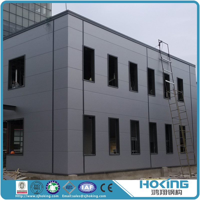 Durable Cheap Prefab Homes Prefabricated Steel Frame House for Sale