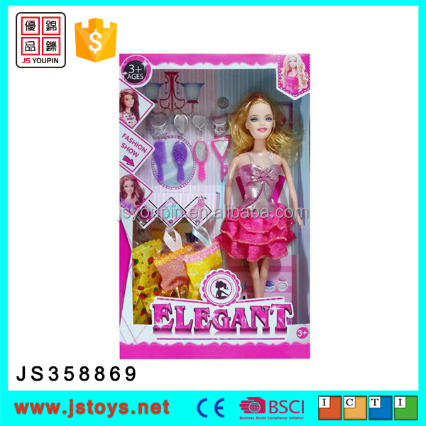 new kids items candy doll models made in china