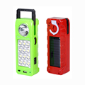 High powder led portable flashlight wall mounted 1w led solar light with use interface led light JA-1905