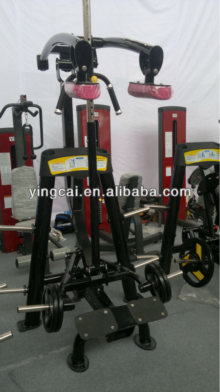 GNS-7012 Hack squat fitness machines