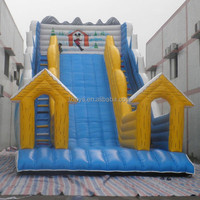 LZ-B1001 inflatable pool slide, slip n slide for sale