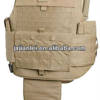 Kevlar Full Body Bulletproof Molle Vest