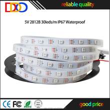 Factory Wholesale ws2812 pixel strip with very good factory price