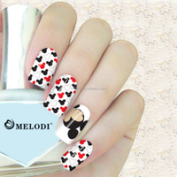 Decal stickers, nail stickers for girls, custom nail art stickers