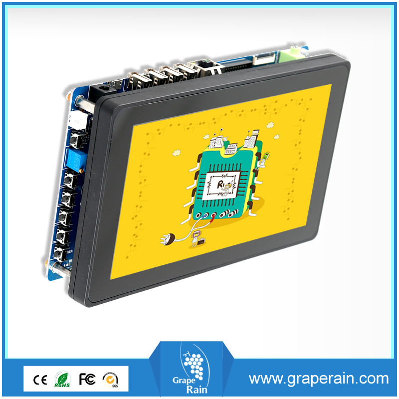 Tablet with Ethernet Port Gigabit on-board