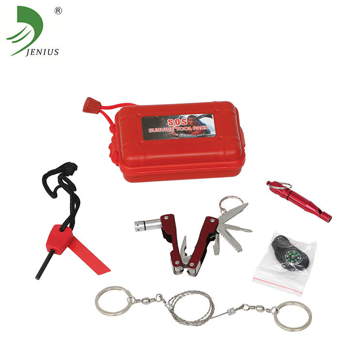 High quality widely use survival first aid kit tool box