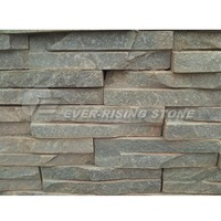 Slate Landscaping Stone Cheap Wall Cladding Cultured Stone