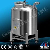 FLK new design stainless steel boiler tank