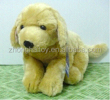 dog toys plush,Plush Labrador Dog Toy,Plush Stuffed Labrador Dog Toy