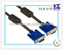 kuncan dvi cable dvi 18+1 cable m/m dvi/vga to 3 rca cable