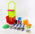 ST3302645 Outdoor garden toys play set with 9pcs for kids