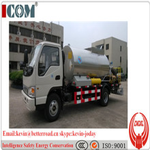 High quality Asphalt and gravel distributor truck price/truck mounted asphalt gravel distributor for sale