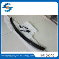 Good price High quality 2013 A4L ABT Style carbon fiber rear spoiler for A4L