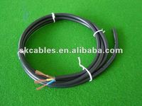 VDE H03VV-F power cord