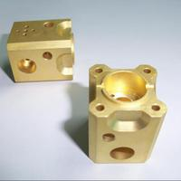 Hot Sales Brass Cnc Machining Milling