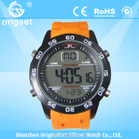 multi-function good quality digital watches customs logo unique digital watches