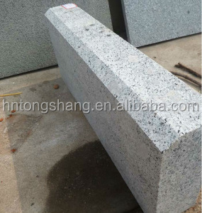 Decorative edging curbstone granite g383 beveled on sale for Bordillos para jardin