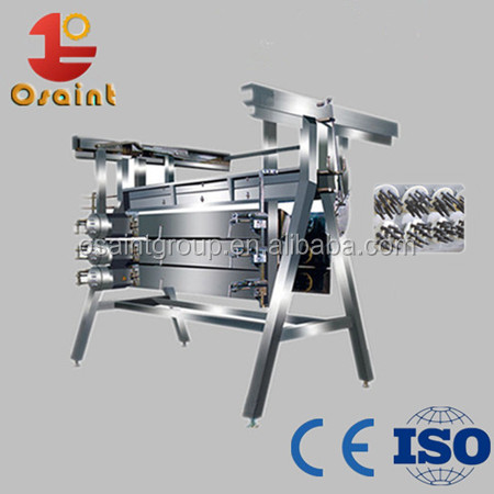 manufacturer chicken meat cutting machine/poultry slaughtering equipment