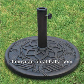 13 kg Hot Outdoor Round Resin Umbrella Base