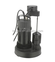 ETL and CETL approval water power sump pump for US market
